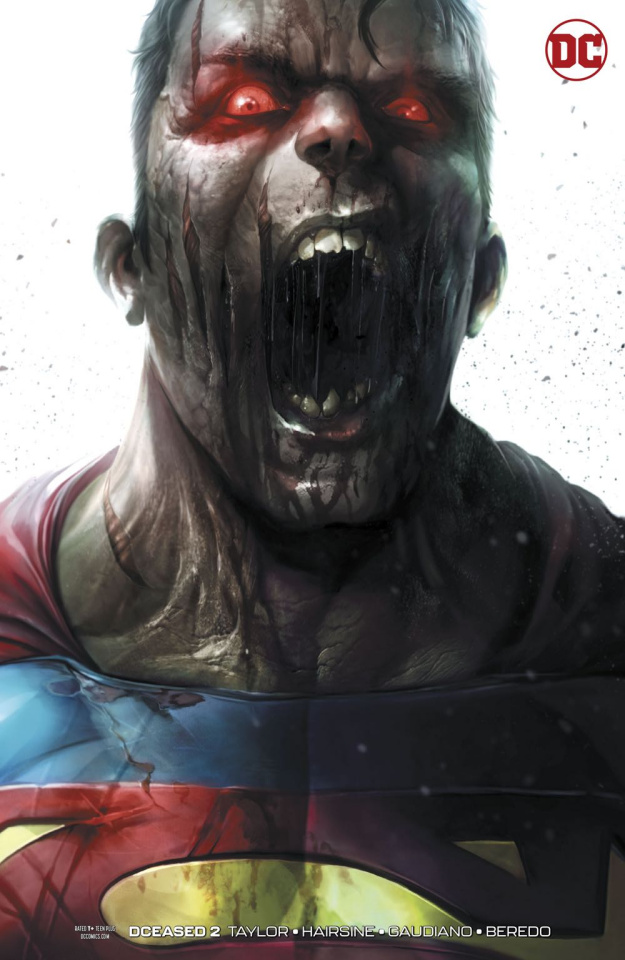 DCeased #2 (Variant Cover)