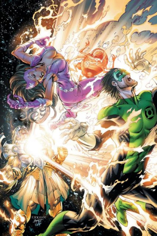 Green Lantern: New Guardians #6