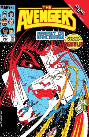Avengers: Nebula #1 (True Believers)