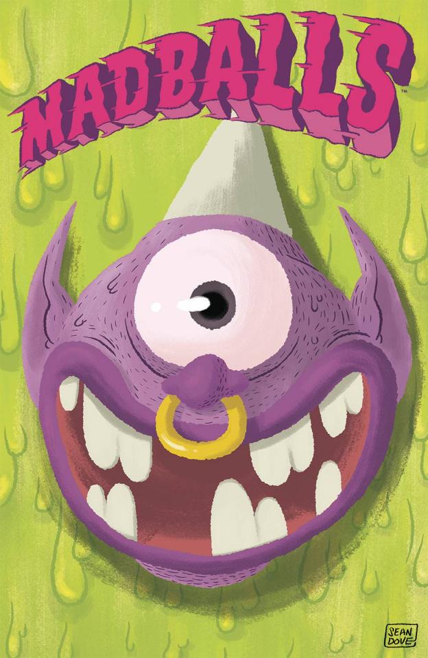 Madballs #2 (5 Copy Cover)
