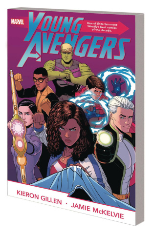 Young Avengers by Gillen and McKelvie (Complete Collection)