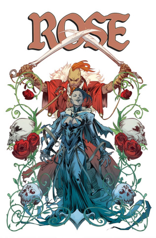 Rose #7 (Guara Cover)