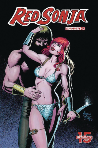 Red Sonja #12 (10 Copy Pepoy Seduction Cover)