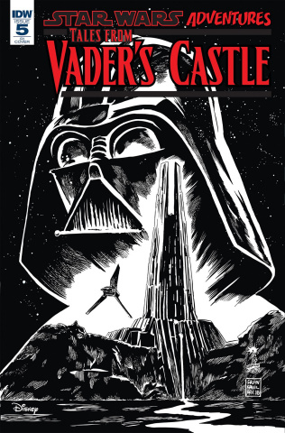 Star Wars: Tales From Vader's Castle #5 (10 Copy Cover)