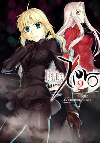 Fate Zero Vol. 2