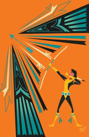 Marvel's Voices: Indigenous Voices #1 (Veregge Cover)