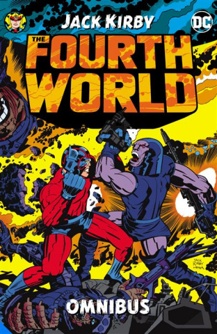 The Fourth World by Jack Kirby (Omnibus)