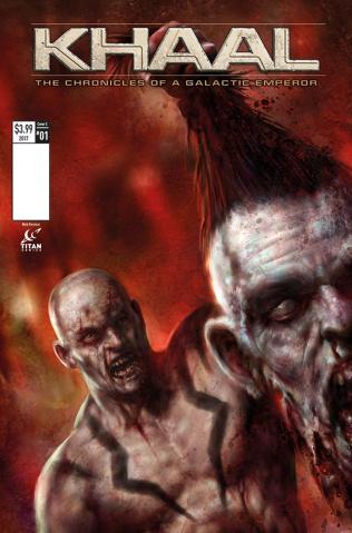 Khaal #1 (Percival Cover)