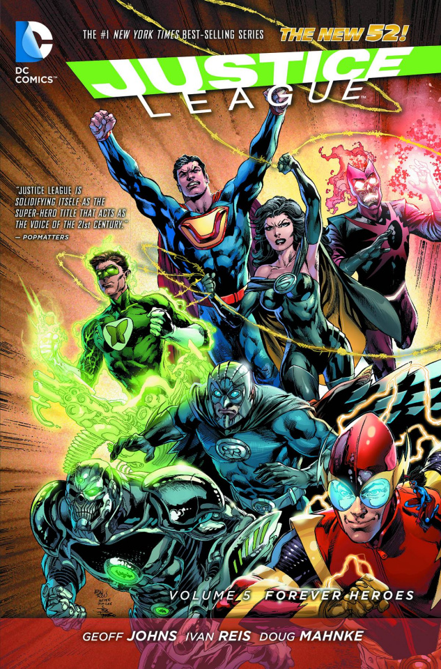 Justice League Vol. 5: Forever Heroes