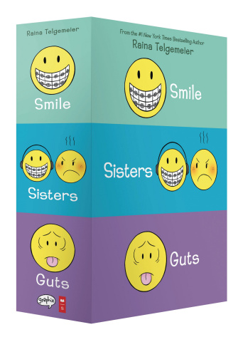 Smile, Sisters, Guts (Box Set)