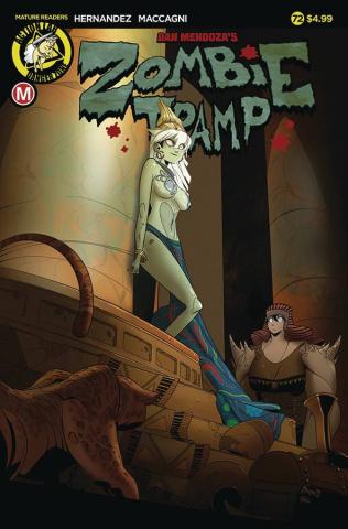 Zombie Tramp #72 (Maccagni Cover)