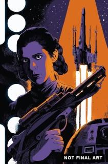 Princess Leia #3 (Variant Cover)