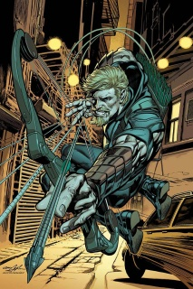 Green Arrow #1 (Variant Cover)