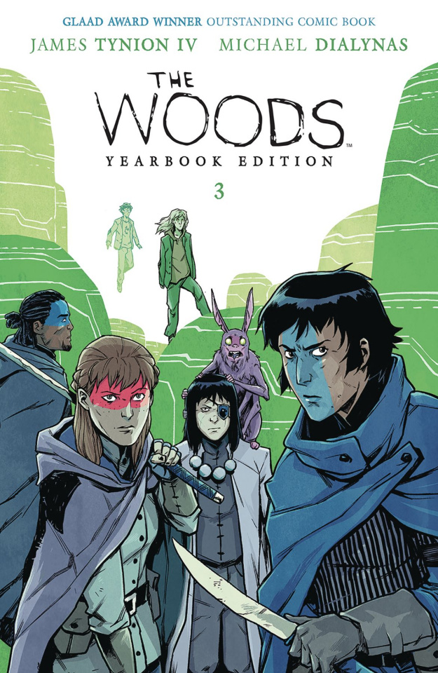 The Woods Vol. 3 (Yearbook Edition)