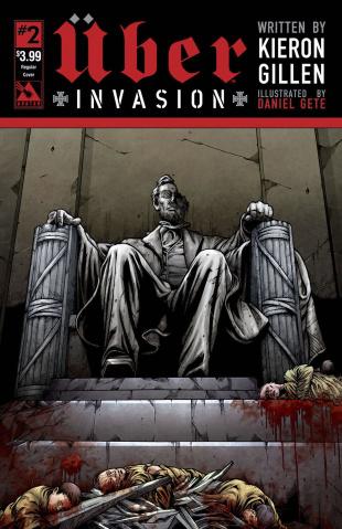 Über: Invasion #2