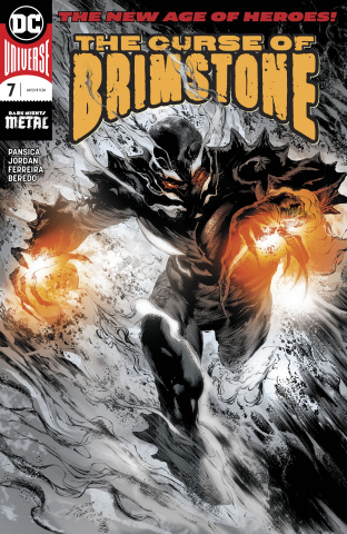 The Curse of Brimstone #7 (Foil Cover)