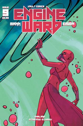 Engineward #9 (Hickman Cover)