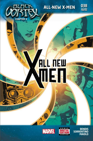 All-New X-Men #38 (Sorrentino 2nd Printing)