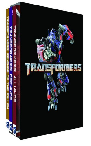 Transformers Movie Slipcase Collection Vol. 2
