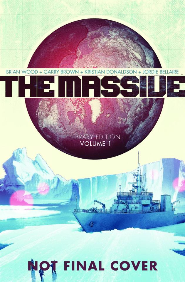 The Massive Vol. 1 (Library Edition)