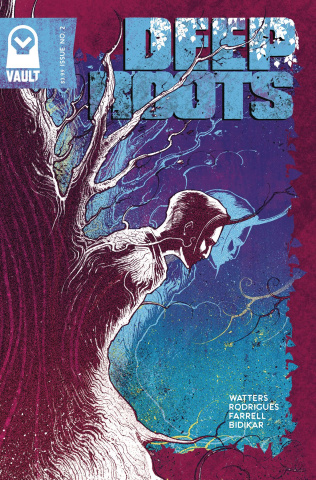 Deep Roots #3 (Rodrigues Cover)