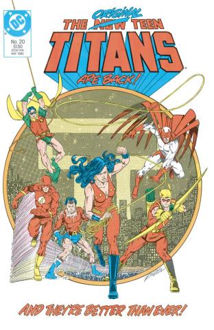 The New Teen Titans Vol. 4 (Omnibus)