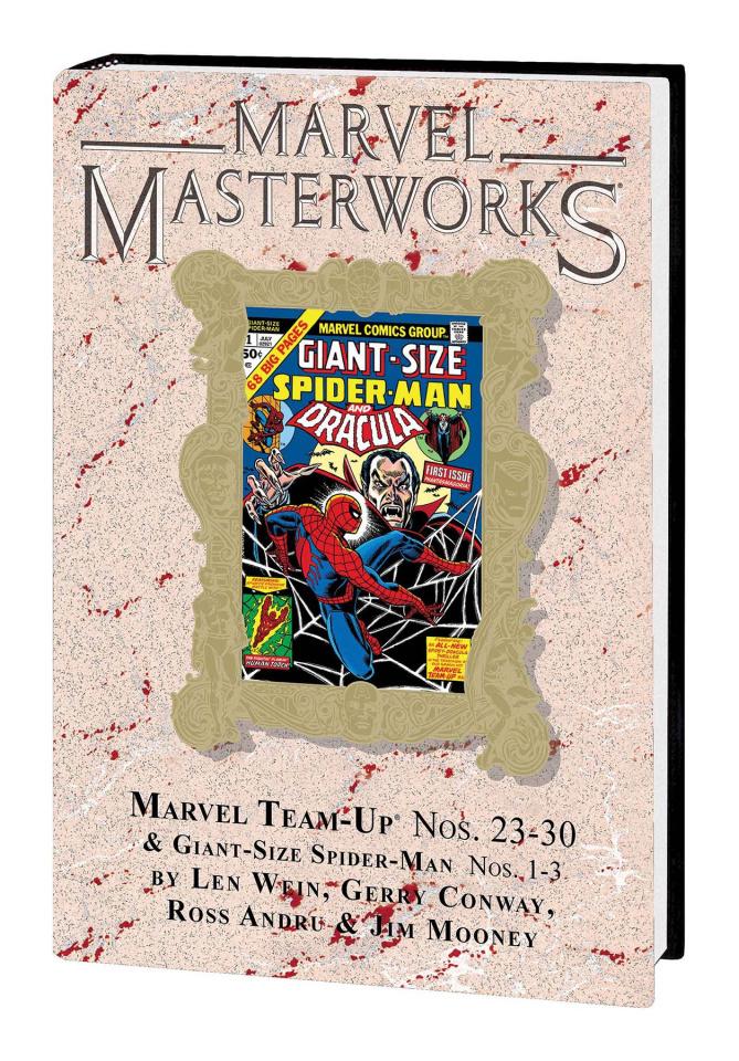 Marvel Team-Up Vol. 3 (Marvel Masterworks)