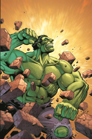 Savage Hulk #3 (Starlin Cover)