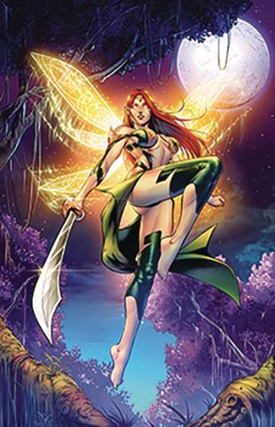 Grimm Fairy Tales #32 (Zaldivar Cover)
