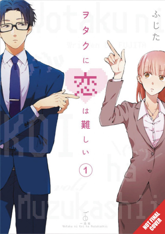 Wotakoi: Love Is Hard for an Otaku Vol. 1