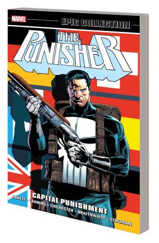 The Punsher: Capital Punishment
