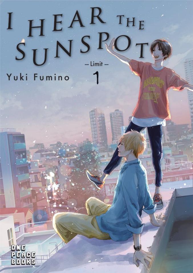 I Hear the Sunspot Vol. 3: Limit Part 1