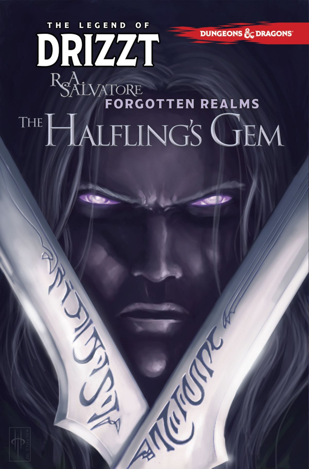 Dungeons & Dragons: The Legend of Drizzt Vol. 6: The Halfings Gem