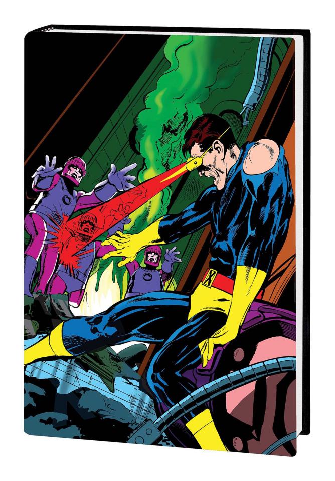X-Men by Roy Thomas & Neal Adams