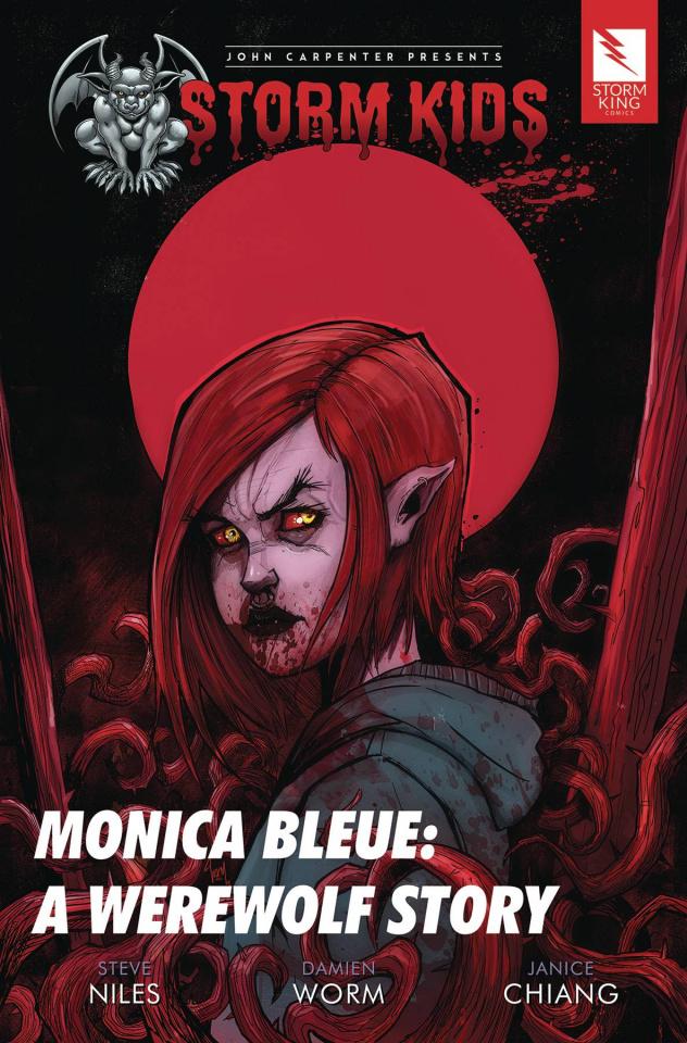 Monica Bleue: A Werewolf Story