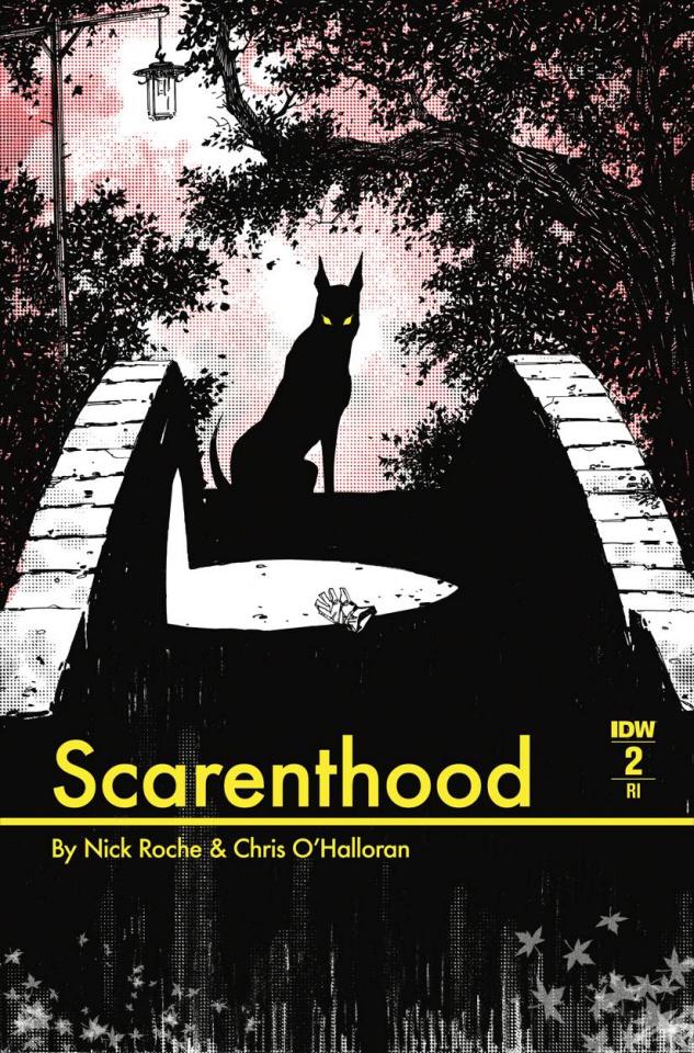 Scarenthood #2 (10 Copy John McCrea Cover)