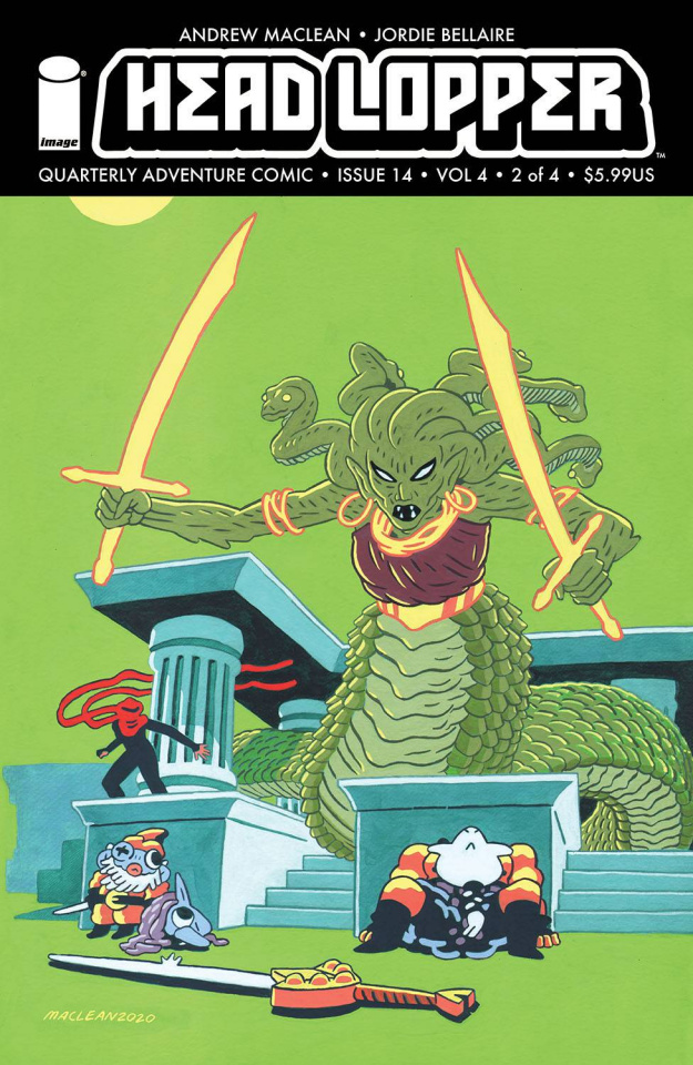 Head Lopper #14 (MacLean & Bellaire Cover)
