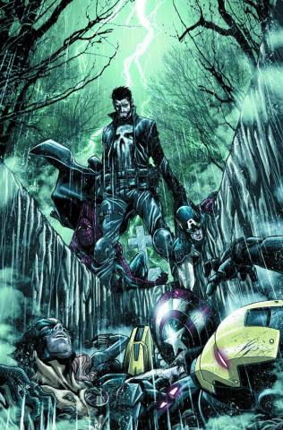 Punisher: War Zone #4