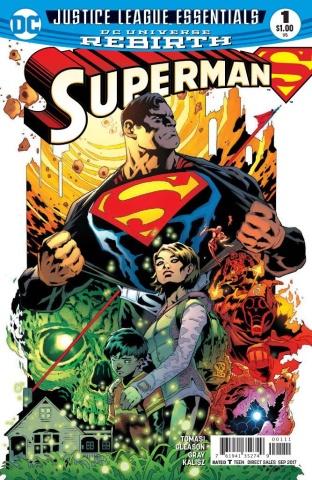 Justice League Essentials: Superman #1 Rebirth