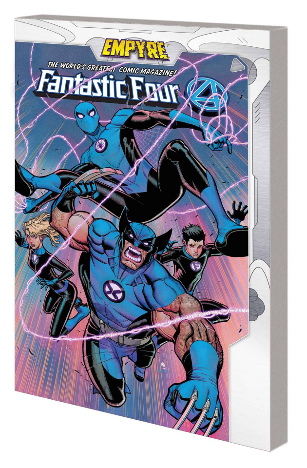 Fantastic Four Vol. 6: Empyre