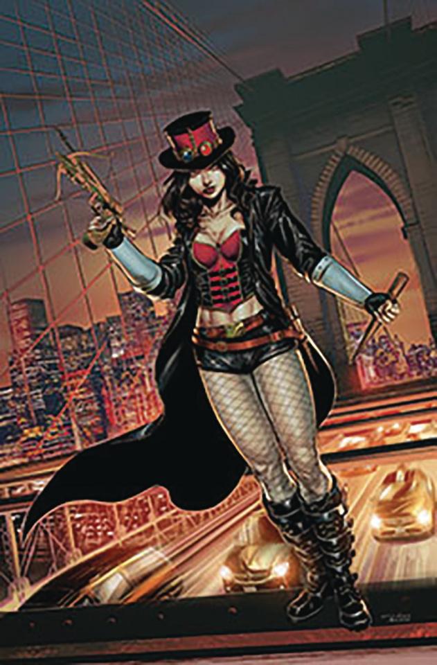 Van Helsing vs. Dracula's Daughter #2 (Maria Cover)