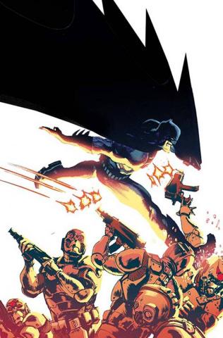 Detective Comics #936 (Variant Cover)