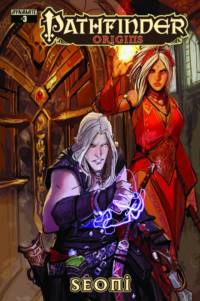 Pathfinder: Origins #3 (Sejic Cover)