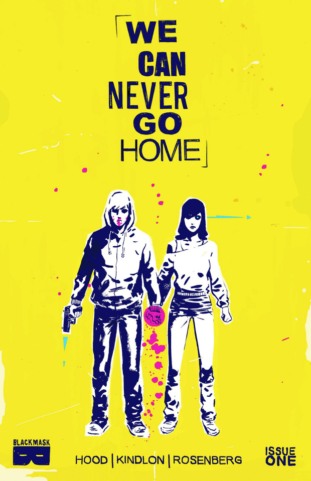 We Can Never Go Home #1