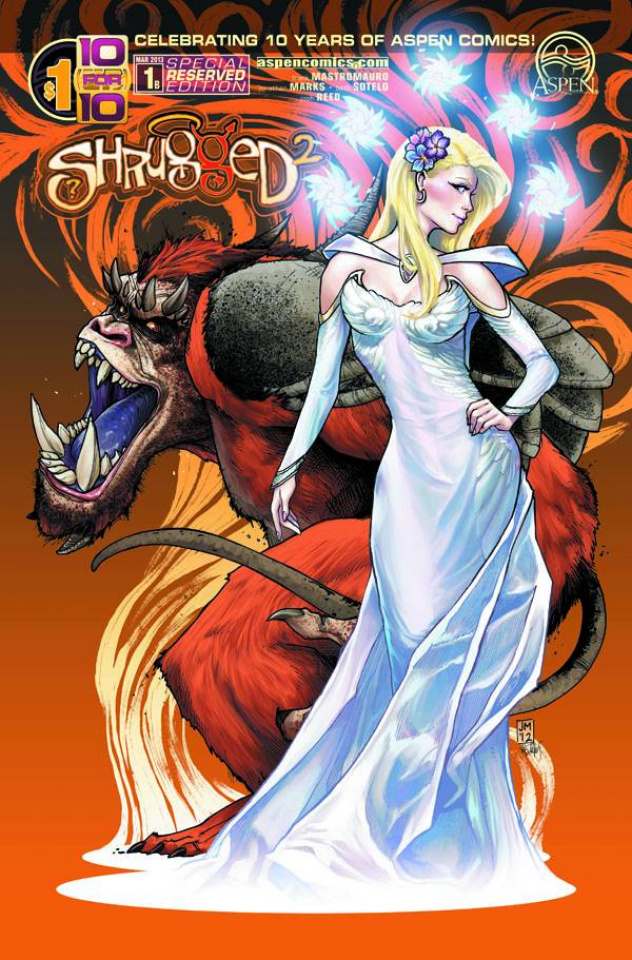 Shrugged 2 #1 (Reserved Cover)