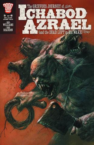 The Grievous Journey of Ichabod Azrael #5