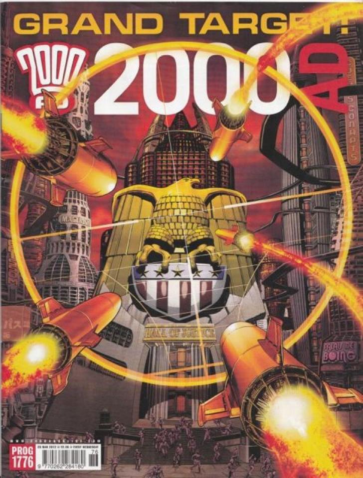 2000 AD #1776
