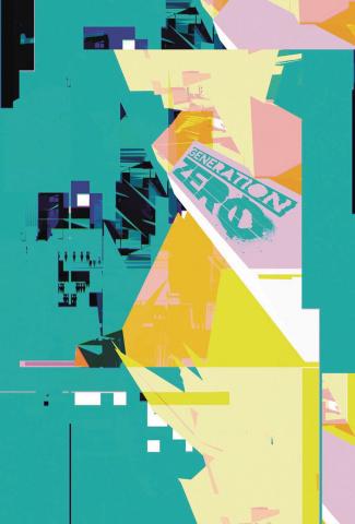 Generation Zero #2 (Muller Cover)