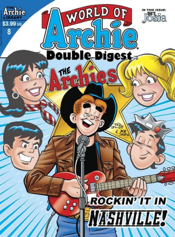 World of Archie Double Digest #8