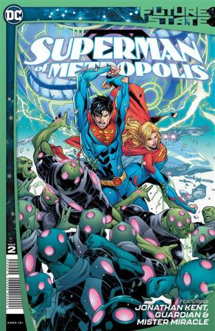 Future State: Superman of Metropolis #2 (John Timms Cover)